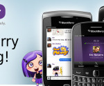 Viber ne BlackBerry ITshqip