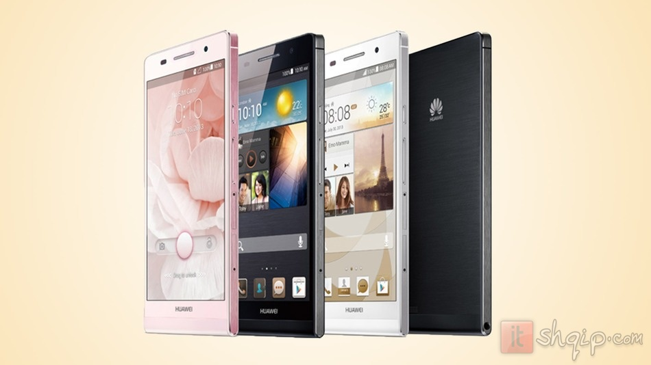 Huawei Ascend P6 ITshqip