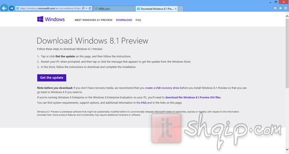 Windows 8.1 Preview2 ITshqip