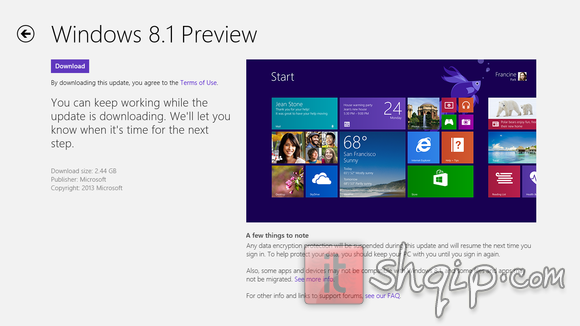 Windows 8.1 Preview3 ITshqip