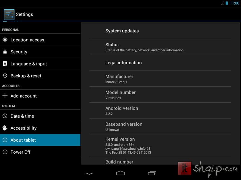 Instalo Android ne PC ITshqip