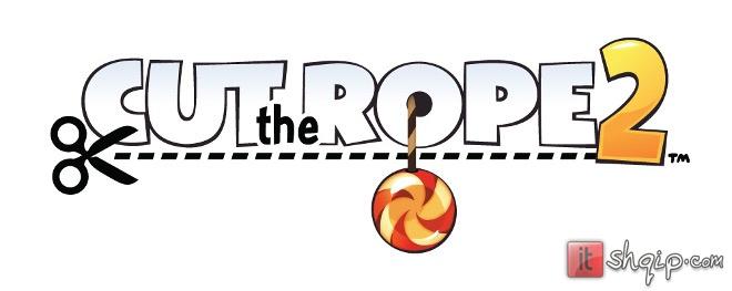 Cut The Rope 2 lansohet ne pajisjet me iOS