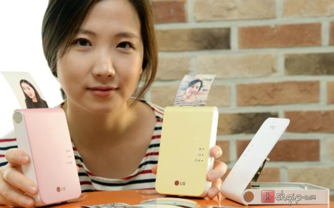 LG prezanton gjeneratën e dytë të Pocket Photo