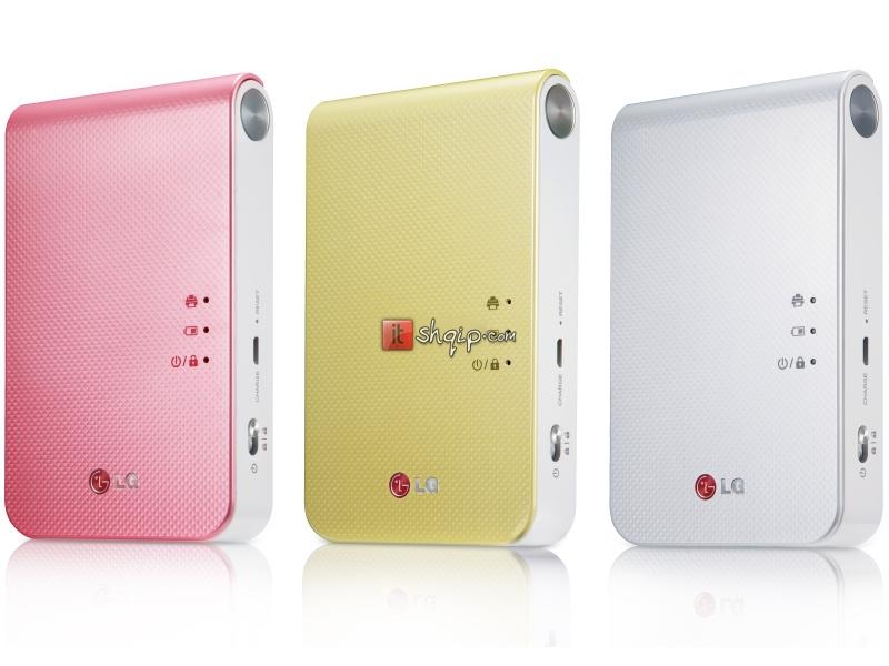 LG prezanton gjeneratën e dytë të Pocket Photo1