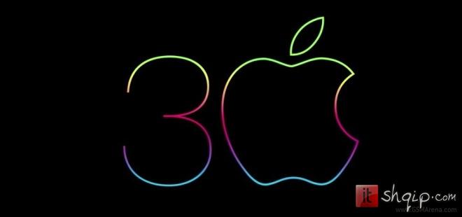 Apple feston 30 vjetorin e Mac