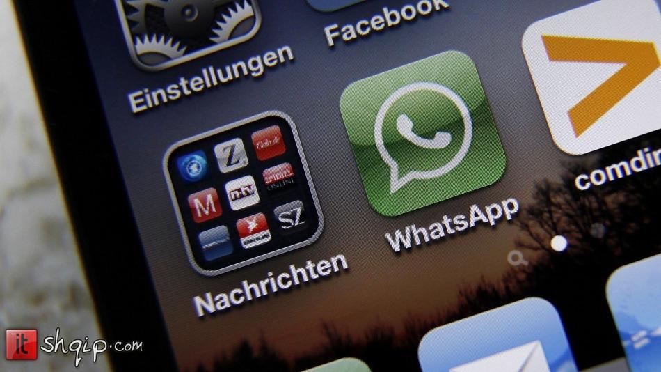 WhatsApp dyfishon numrin e përdoruesve aktiv brenda 10 muajve