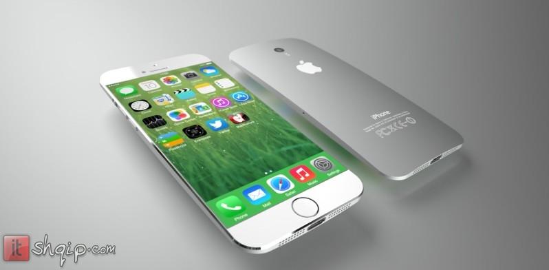 iPhone 6 me ekran 5.7 inç