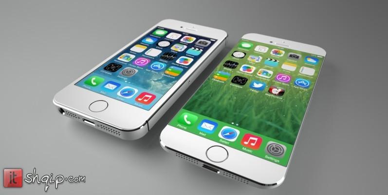 iPhone 6 me ekran 5.7 inç1