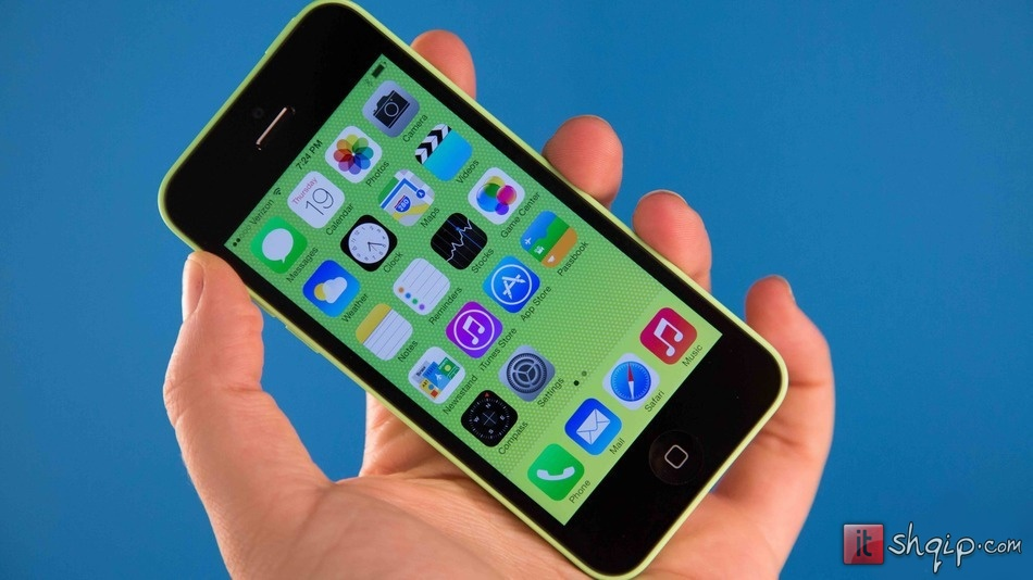 Apple lanson iPhone 5C me 8GB