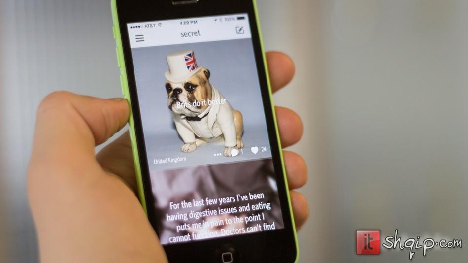 Aplikacioni Secret vjen në Android