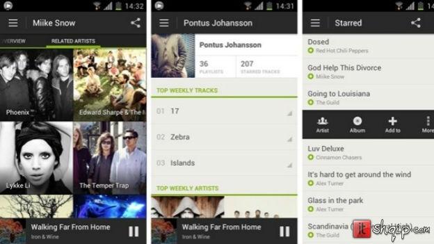 Pas sulmit, Spotify detyron shkarkimin e përditësimeve në Android