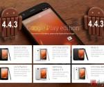 Android 4.4.3 tani në dispozicion në të gjithë telefonat Google Play Edition