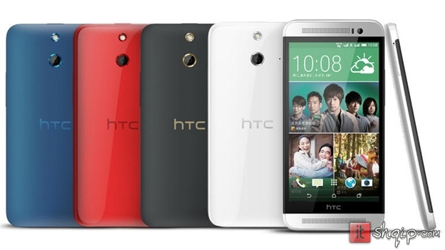 HTC prezanton One E8