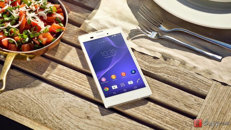 Sony lanson Xperia T3, 'telefoni më i hollë' me ekran 5.3 inç