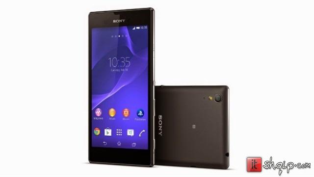 Sony lanson Xperia T3, 'telefoni më i hollë' me ekran 5.3 inç1