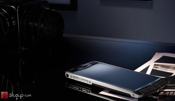 Zyrtare Shpaloset telefoni luksoz Vertu Signature Touch 1